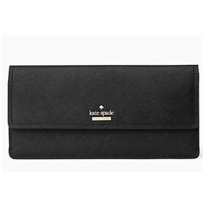NWOT Kate Spade Cameron Street Alli Leather Wallet